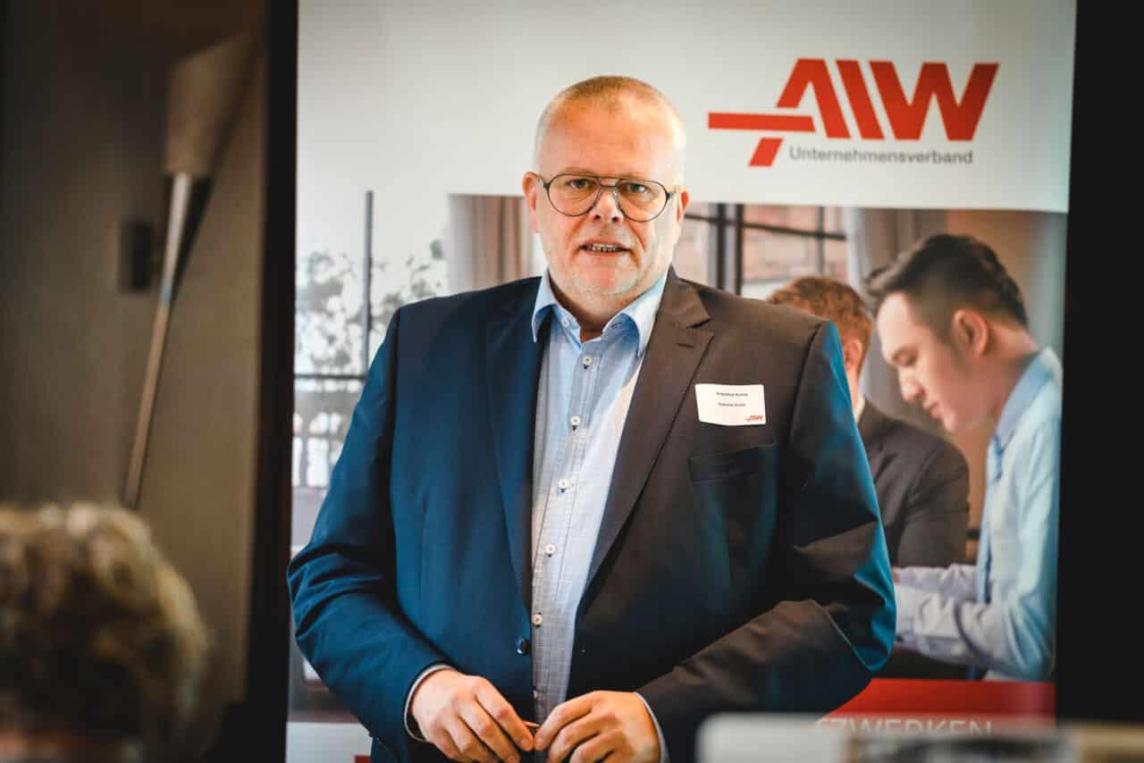 Event-Reportage AIW-Unternehmerverband Unternehmer-Lunch