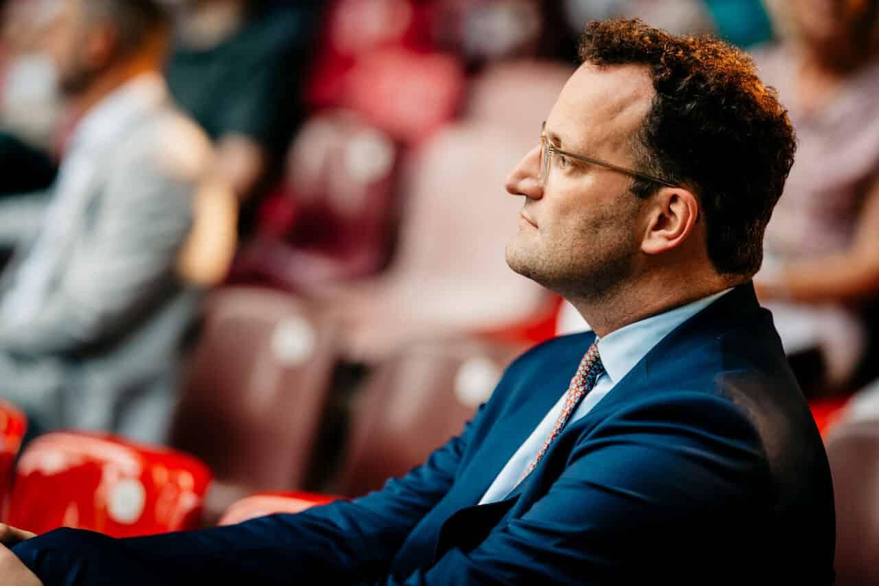 Event-Reportage Jens Spahn Politiker